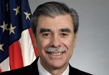 Portrait of Secretary Gutierrez